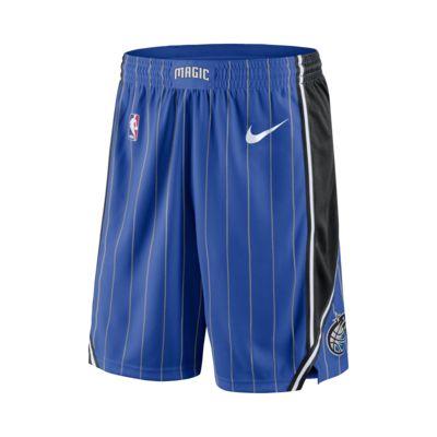 Shorts Orlando Magic Nike Icon Edition Swingman NBA för män