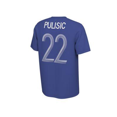 Chelsea FC (Pulisic) Big Kids' Soccer T-Shirt