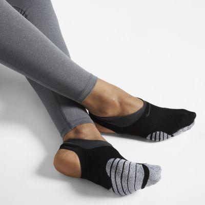 Träningsstrumpor NikeGrip Studio Footie för kvinnor