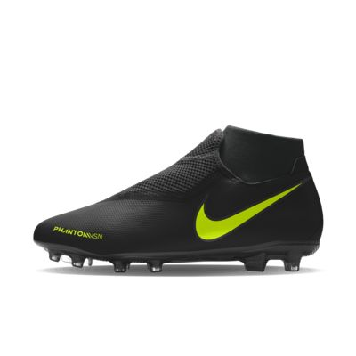 Calzado de fútbol para múltiples superficies personalizado Nike Phantom Vision Academy MG By You