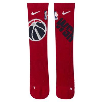 Washington Wizards Nike Elite NBA Crew Socks