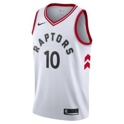 Maillot connecté Nike NBA DeMar DeRozan Association Edition Swingman (Toronto Raptors) pour Homme