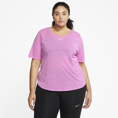 Nike 10K Women's Running Top (Plus-Size)