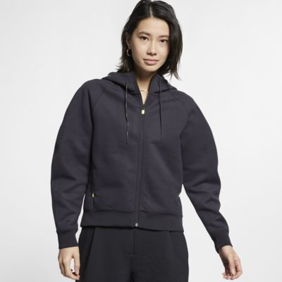 Nike Sportswear Tech Pack Dessuadora amb caputxa i cremallera completa de teixit Fleece - Dona
