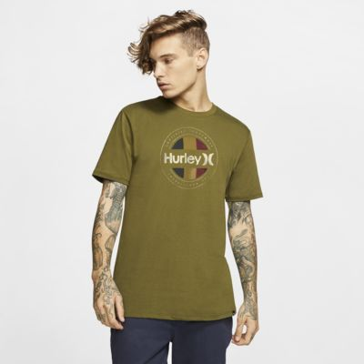 T-shirt Premium Fit Hurley Premium Resistance - Uomo