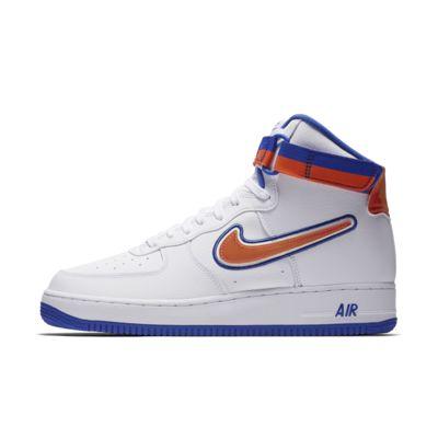 4ef985b3bfd Nike Air Force 1 NBA High (New York Knicks) Men s Shoe. Nike.com