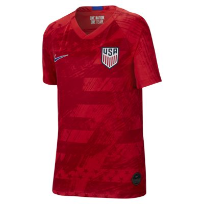 U.S. Stadium 2019 Big Kids' Away Jersey