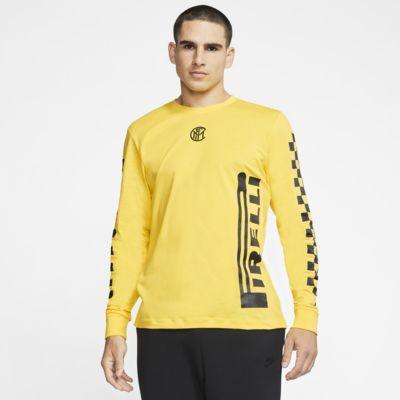 Inter Milan Men's Long-Sleeve T-Shirt