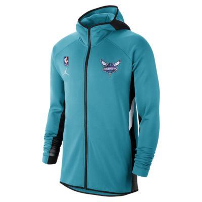 Charlotte Hornets Jordan Therma Flex Showtime Men's NBA Hoodie