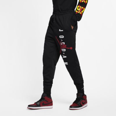 Pantalones ligeros de tejido Fleece para hombre Jordan Jumpman Air