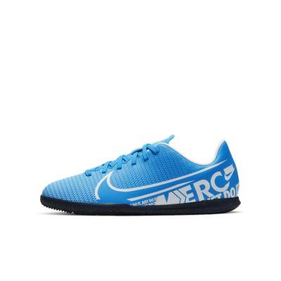 Chaussure de football en salle Nike Jr. Mercurial Vapor 13 Club IC pour Jeune enfant/Enfant plus âgé