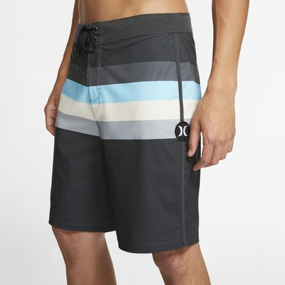 Shorts de playa de 51 cm para hombre Hurley Phantom Jetties