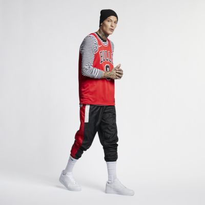 Męska koszulka Nike NBA Connected Jersey Zach LaVine Icon Edition Swingman (Chicago Bulls)