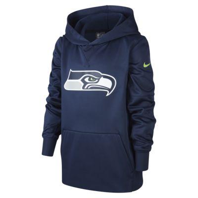 Nike (NFL Seahawks) Older Kids' Hoodie