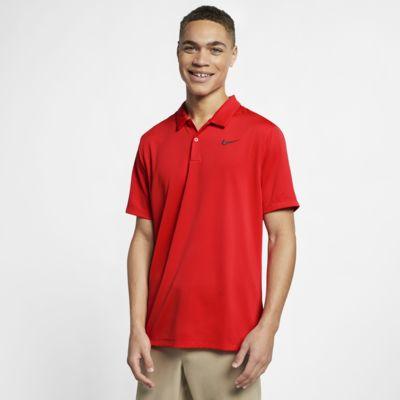 Golfpikétröja Nike Dri-FIT för män