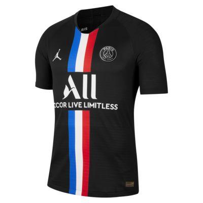Camiseta de fútbol para hombre Jordan x Paris Saint-Germain 2019/20 Vapor Match Fourth