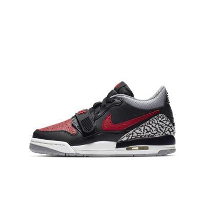 Air Jordan Legacy 312 Low Genç Çocuk Ayakkabısı