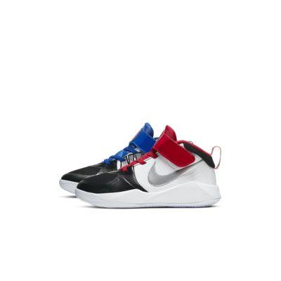 Nike Team Hustle D 9 Auto Küçük Çocuk Ayakkabısı