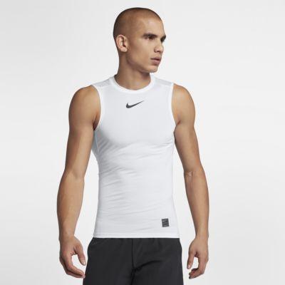 Haut de training sans manches Nike Pro pour Homme