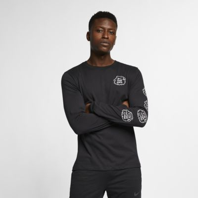 Tee-shirt de running à manches longues Nike Dri-FIT Nathan Bell pour Homme