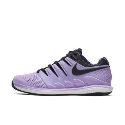 Женские теннисные кроссовки для игры на кортах с твердым покрытием NikeCourt Air Zoom Vapor X  - купить со скидкой