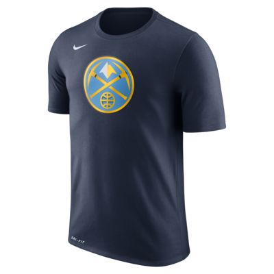 Denver Nuggets Nike Dry Logo