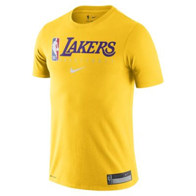 Los Angeles Lakers Nike Men's NBA T-Shirt