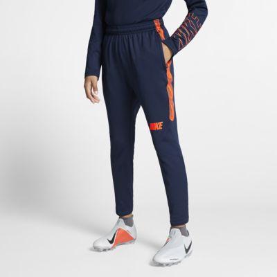 Fotbalové kalhoty Nike Dri-FIT Squad pro větší děti