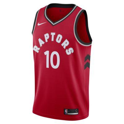 Купить Мужское джерси Nike НБА DeMar DeRozan Icon Edition Swingman (Toronto Raptors) с технологией NikeConnect