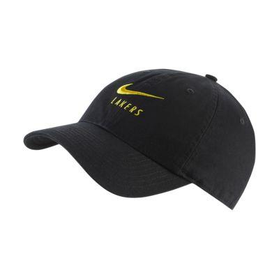 หมวกแก๊ป NBA Los Angeles Lakers Nike Heritage 86