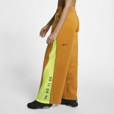 Calças de lã cardada Nike Sportswear Tech Pack para mulher
