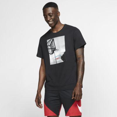 Tee-shirt de basketball Nike Dri-FIT « Just Do It. » pour Homme