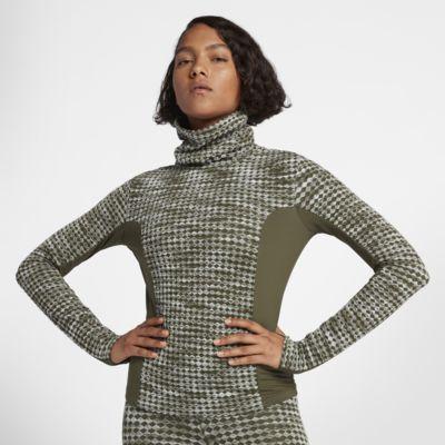 Nike Pro HyperWarm langermet trøye til dame