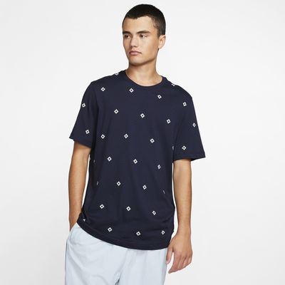 Skateboard-t-shirt Nike SB med tryck för män