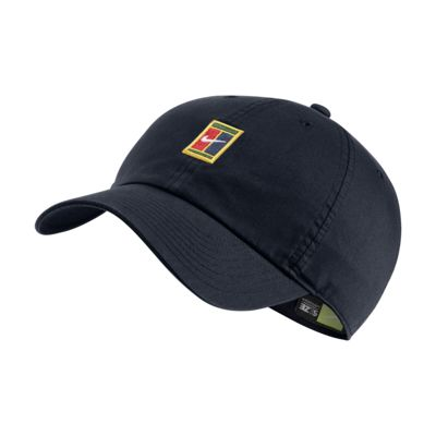 973709cbda5 NikeCourt Heritage 86 Adjustable Tennis Hat. Nike.com AU