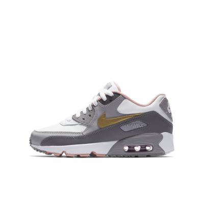 cdf5484ee03 Nike Air Max 90 Leather Older Kids  Shoe. Nike.com IN