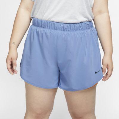 Short de training 2-en-1 Nike Flex pour Femme (grande taille)