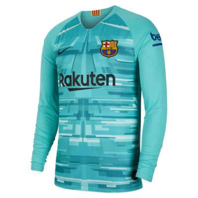 Camisola de futebol FC Barcelona 2019/20 Stadium Goalkeeper para homem