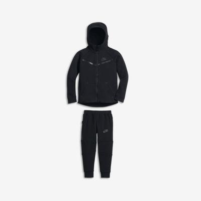 Nike Tech Fleece-sæt i to dele til småbørn
