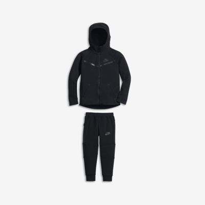Tvådelat set Nike Tech Fleece för små barn