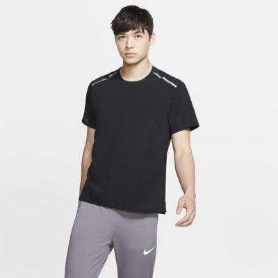Nike 男款短袖跑步上衣