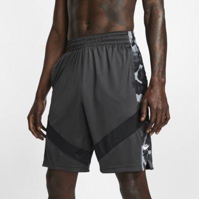 Nike Dri-FIT Courtlines 男款印花籃球褲
