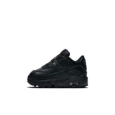 Sko Nike Air Max 90 Leather för baby/små barn