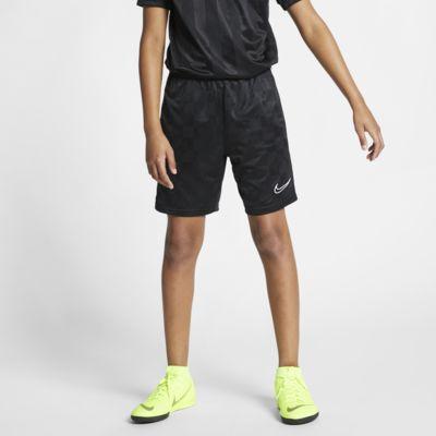 Fotbalové kraťasy Nike Breathe Academy pro větší děti