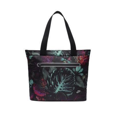 Nike Tech Printed Floral Tote Bag