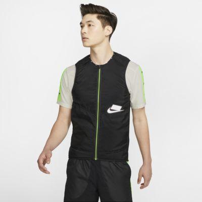 Chaleco de running para hombre Nike AeroLayer Wild Run