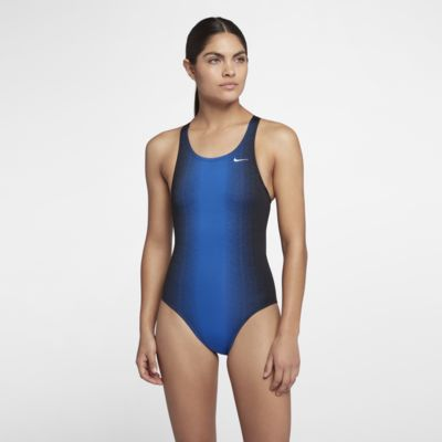 Nike Fade Sting Fast Back One-Piece Women's Swimsuit