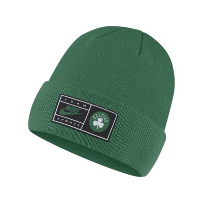 Boston Celtics Nike NBA Beanie