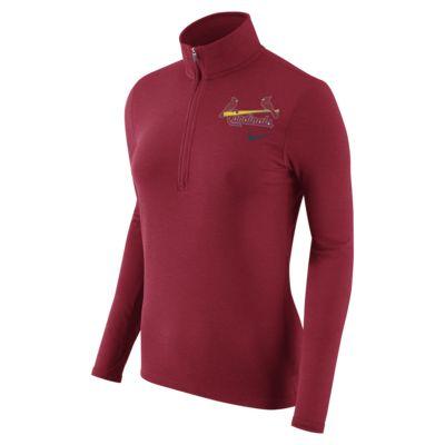 Nike Dry Element (MLB Cardinals) Women's Long Sleeve Top