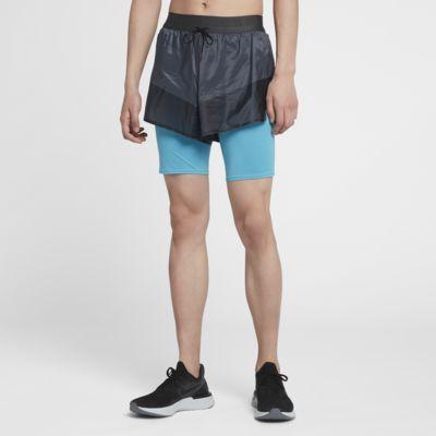Nike Tech Pack 2-in-1-Laufshorts für Herren